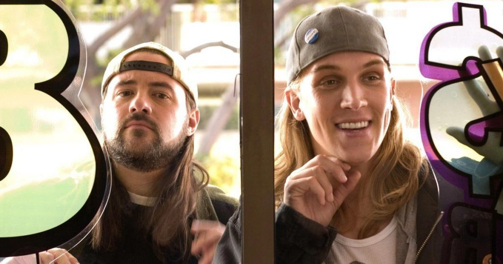 Kevin Smith says he's making Clerks III with original stars to return